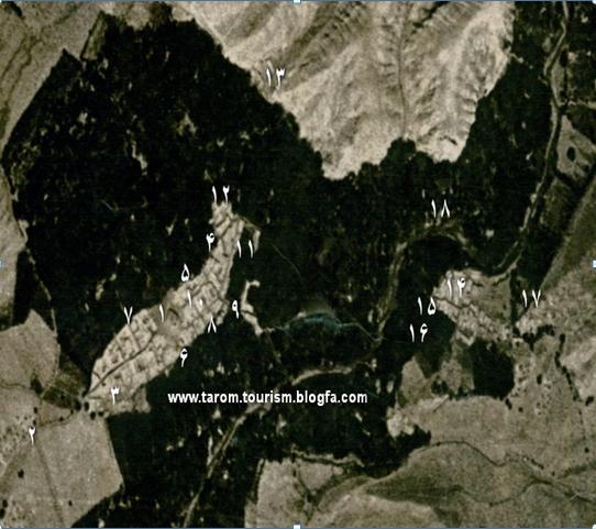 محلات آب بر در سال 1335